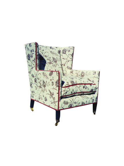 Normandy Wing Chair