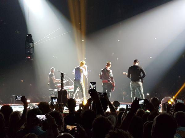 Foto: Frode Dahl (@Friends Arena, Stockholm, 3.7.2016)