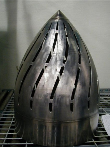 Nose cone shapes