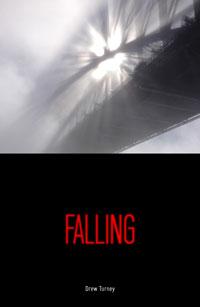 Original Falling ebook cover, 2019 Photography © John Grainger Designed by Drew Turney