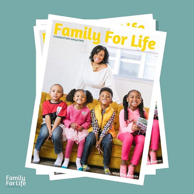 """The """"Family For Life Foundation"""" magazine is a cornucopia of information, resources and activities that will benefit the foster, adoptive and all thriving families. . . . Our magazine will be released quarterly focusing on a different topic that will highlight that many sectors of family success! . . . . . #familyforlife #familyforever #nonprofit #family #fostercare #fostercareadoption #fostercarejourney #familystories #launchingsoon #magazine #familyresource #familyresources #familycenter #adoption #vision #resourcesmagazine"""