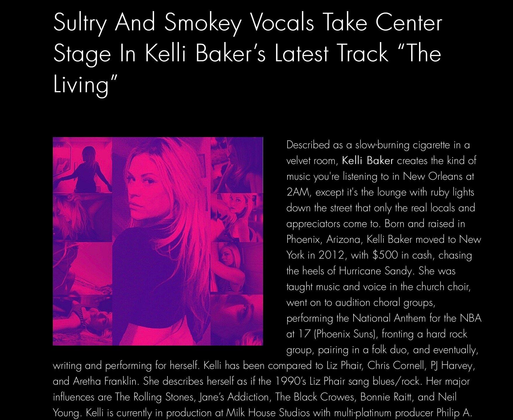 Buzz Music Article,September 2019 - www.buzz-music.com