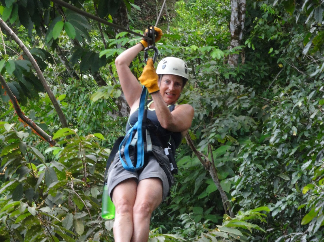 ADD-ONS - OPTIONAL DAY OF ADVENTUREAdd a day to the beginning or end of any trip for ziplining through the rain forest canopy, a dolphin watch, Chocolate Farm Tour, or surfing lesson at famous Matapalo.December and April/May