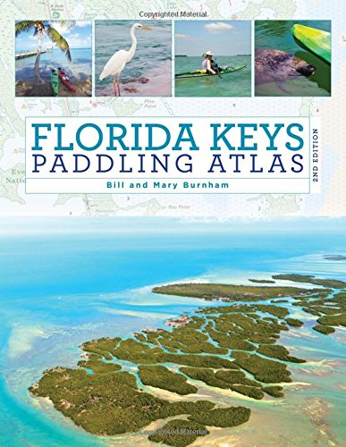 Paddle with the AUthors - Bill and Mary Burnham are the only guides offering the full Key Largo to Key West (KL2KW) experience, plus a shorter, unique backcountry experience in the Lower Keys. The Burnhams have spent a decade learning the intricacies of this 100-mile coral island chain, from local tides to Keys character. Everglades, Calusa Blueway and Ten Thousand Island trips also available. Call 305-240-0650 or E-mail to reserve your seat paddling in paradise!