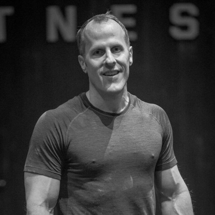 Greg Robbins - Co-Founder, Fitness Coach