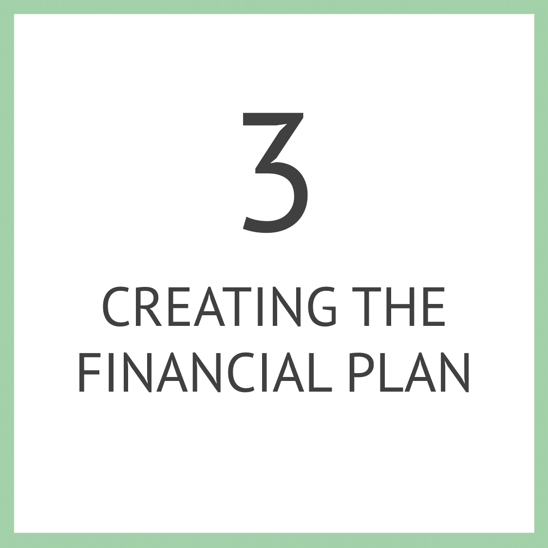 This is here the magic happens. We take everything we know about you to build a full and clear picture of your situation and create a plan that is fully bespoke to you.  We create several 'what if'?' scenarios to show you the different routes you could take to achieving the life goals we've previously identified.