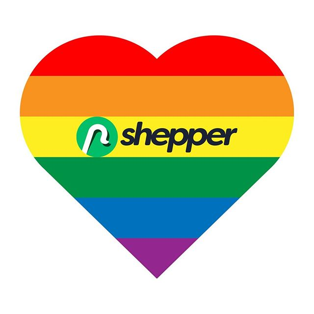 To celebrate Pride Season 🏳️🌈 we would like you to take part in our latest competition: to capture the essence of pride! ⠀ ⠀ Competition Detail:⠀ Using the Shepper app, create a report with the JOB ID - Pride19 and photograph the best of pride all the way up to the 16th of July.⠀ ⠀ The most colourful reports will win a £20 Amazon voucher ❤️💛💚💙💜⠀ ⠀ #pride #shepper #shepperloveslove #loveislove