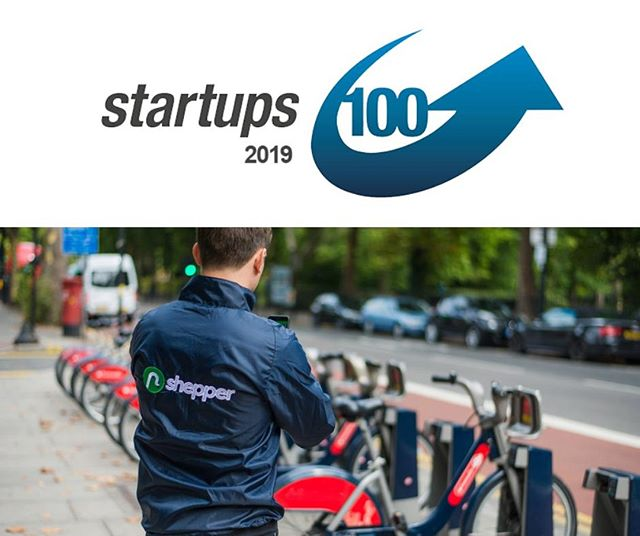 The Shepper team really appreciate being listed as one of the UK's best and most exciting businesses in 2019 🎖️. We are so excited and proud to climb up the startups100 list the 3rd year running! #42 📈⠀⠀ Check out the link here: https://buff.ly/2XJwLHy ⠀⠀ #SU100 #startups100 #Shepper #startup #startup2019