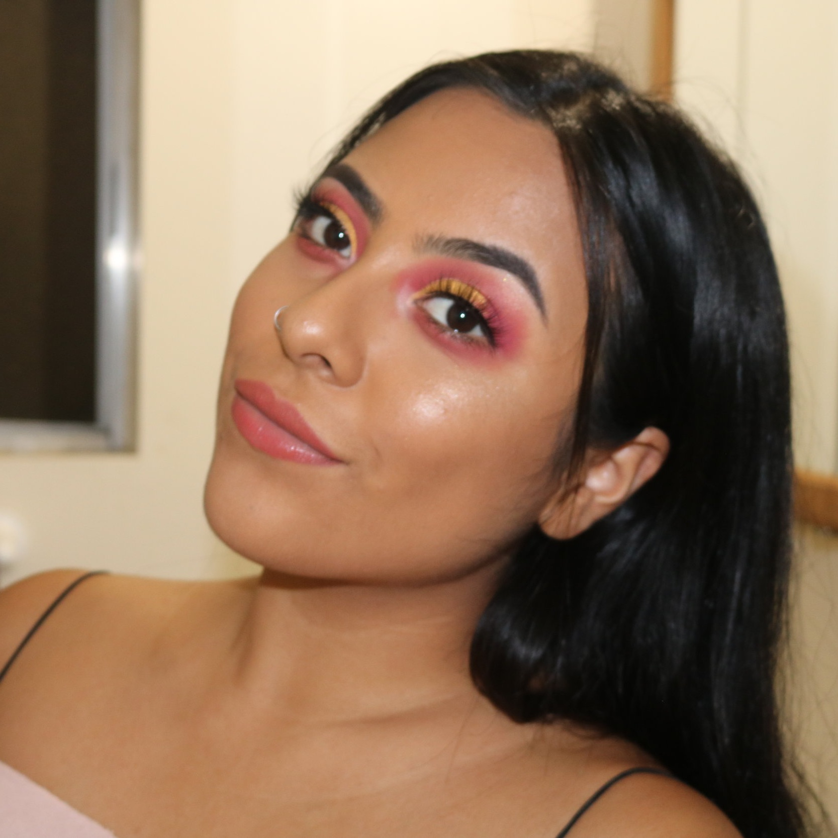 """@glamsbyalms - Discount Code:""""almita""""I recently started but was always afraid of putting myself out there but seeing all these other beautiful girls doing the same thing motivated me!! Keep going no matter what! Don't discourage yourself!-Alma"""