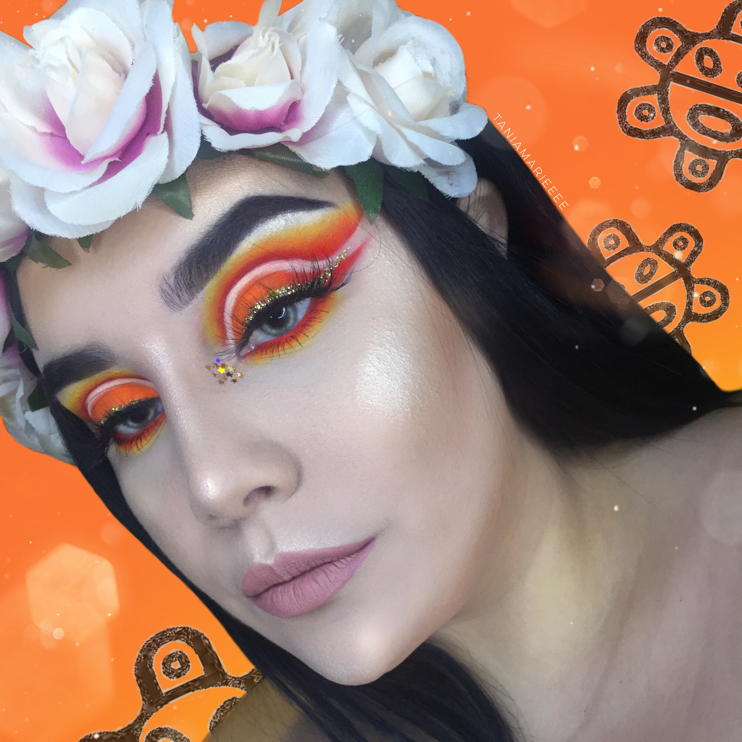"""@taniamarieeee - Discount Code:""""tania10""""I am a Latina self taught makeup artist that loves to be creative. I am very friendly and kind person. I love helping people and meeting new friends.-Tania"""