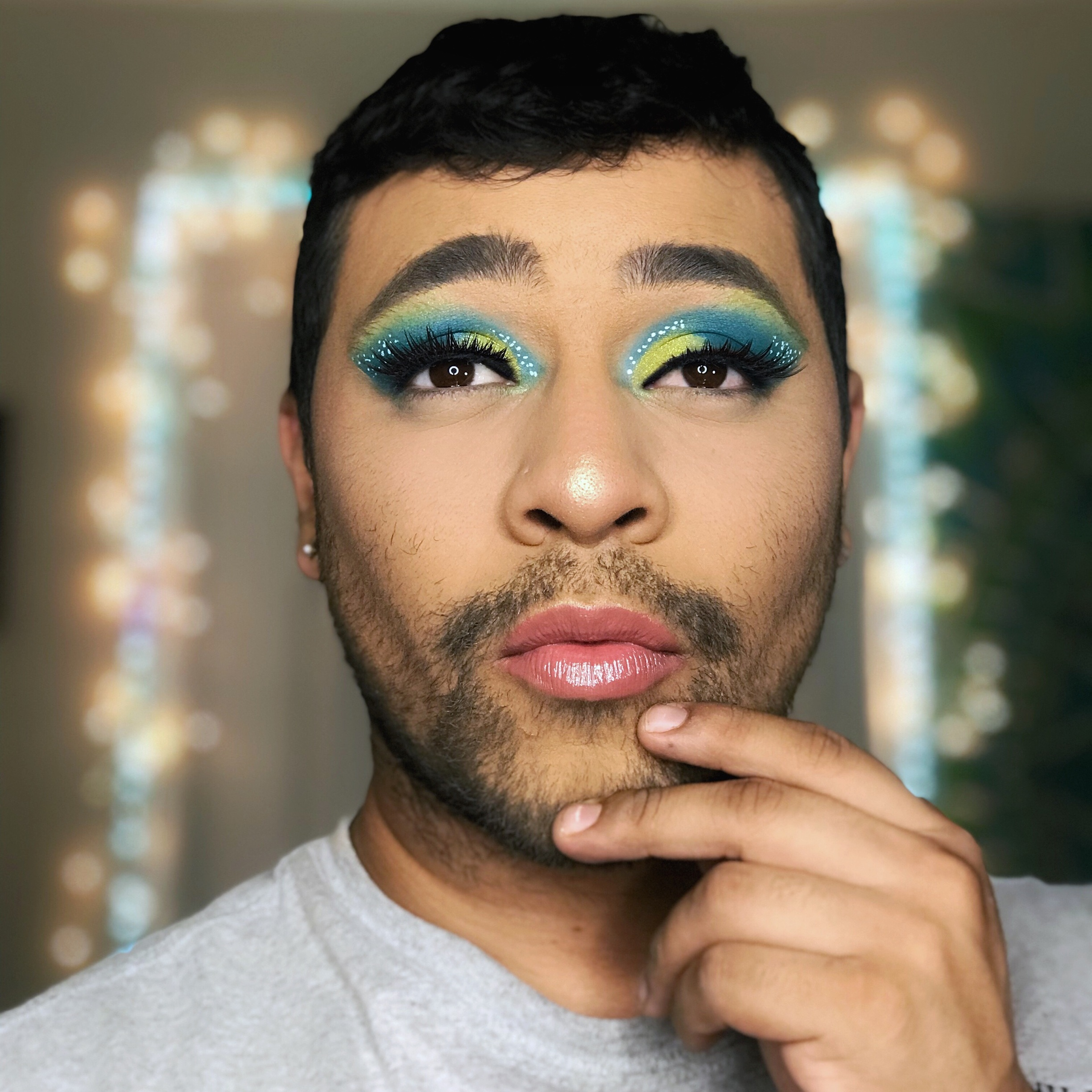 """@kingjbeauty - Discount Code:""""kingjbeauty""""Melanin infused Black beauty boy. I'm the beauty community's step dad. Just trying to create spaces of love and growth.-Josh"""