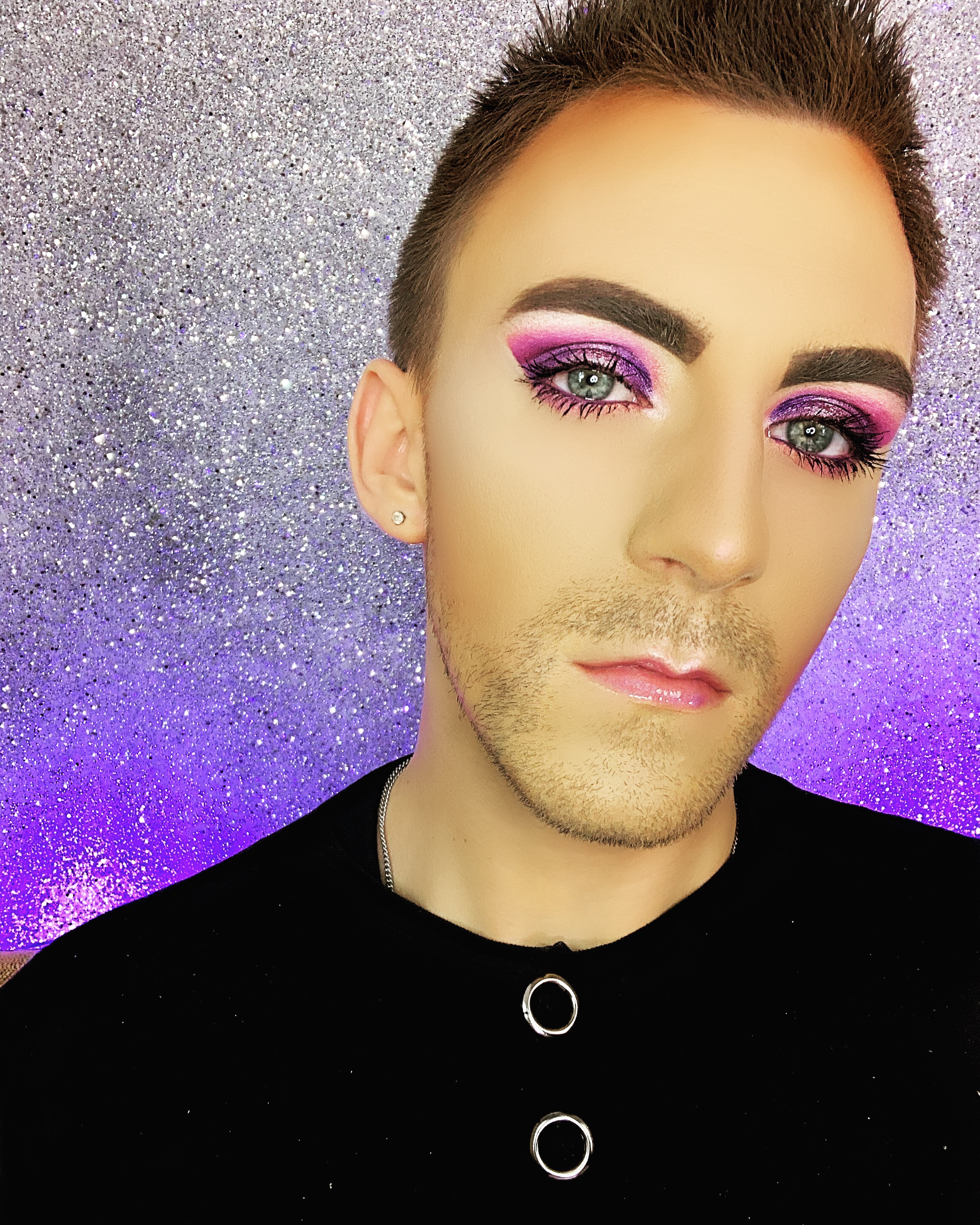 """@christopherjmua - Discount Code:""""christopherjmua""""Heeeyyyyy! I'm ChristopherJMUA but you can call me Chris if you want to. I believe that beauty is on the inside (but a little makeup never hurt anyone.) I'm all about feeing empowered as an individual and being the best you that you can be, no matter what! I started my YouTube channel in the hopes that maybe I can help others see the beauty that's inside themselves and let people know that it's okay to be you. I just hope that you always remember and never forget.... that you're beautiful.-Christopher"""