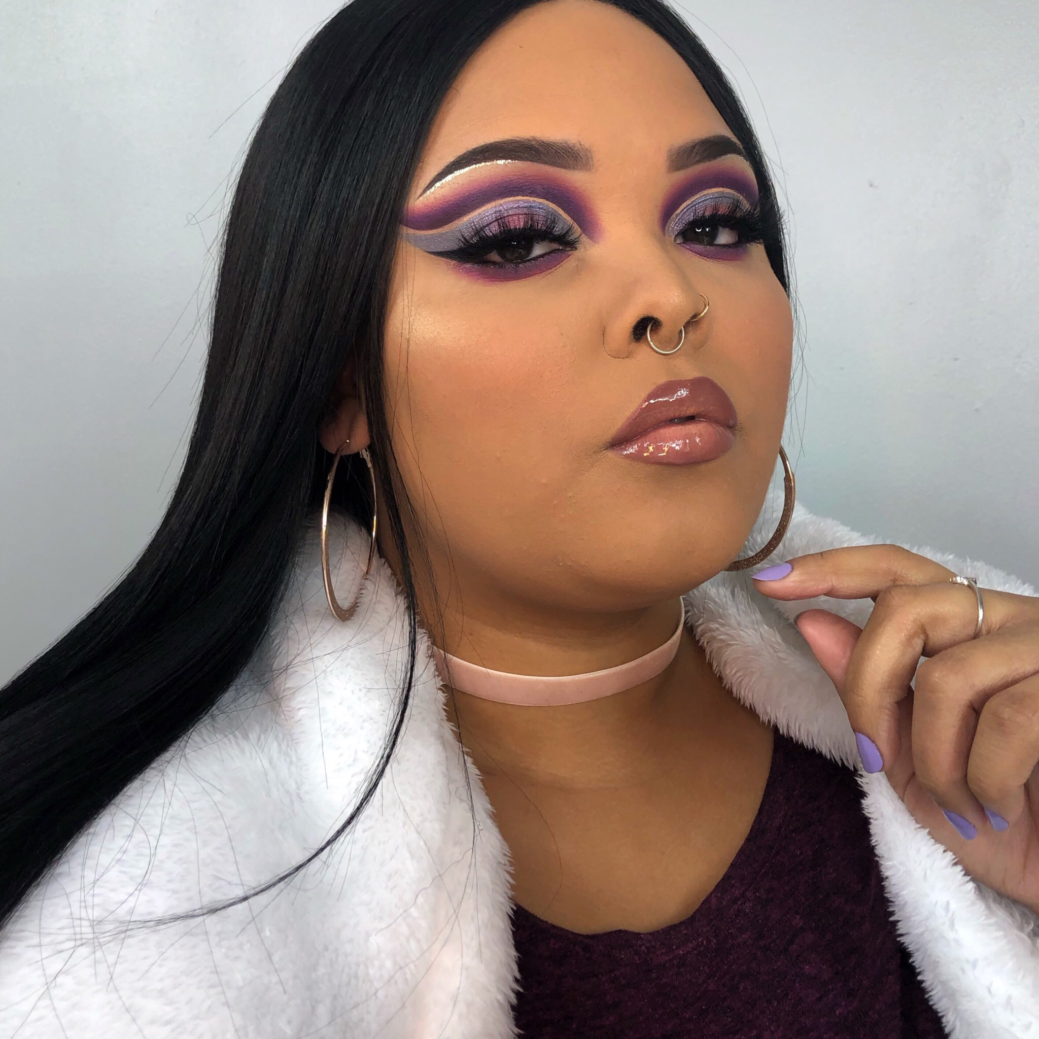 """@_kswizz_ - Discount Code:""""kswizz""""My name is Keren and I love all things art! I'm 23 and makeup has been my passion for almost a decade. I battled cancer at 22 and I realized that if you have a passion in like you have to chase it!-Keren"""