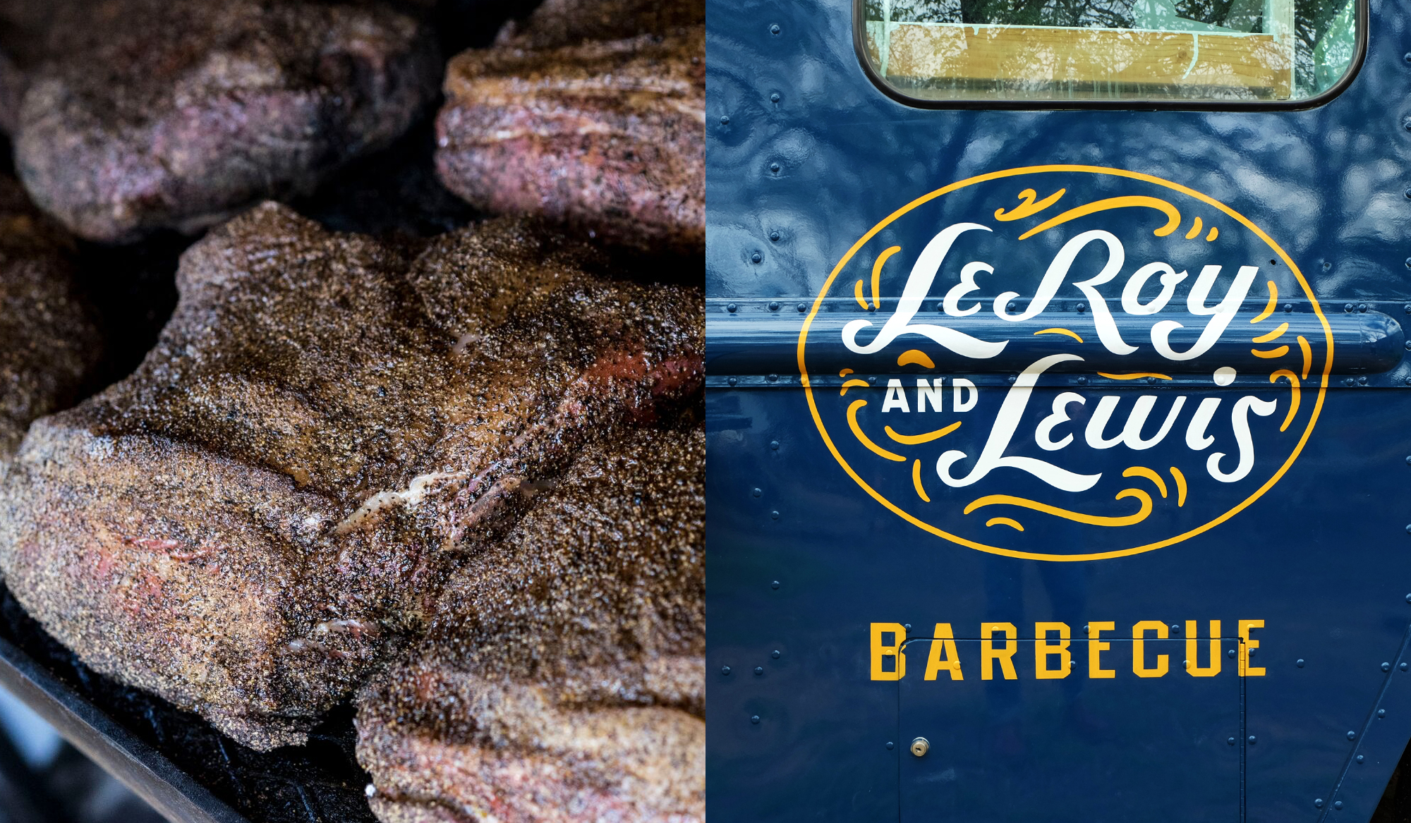 Leroy and Lewis Barbecue