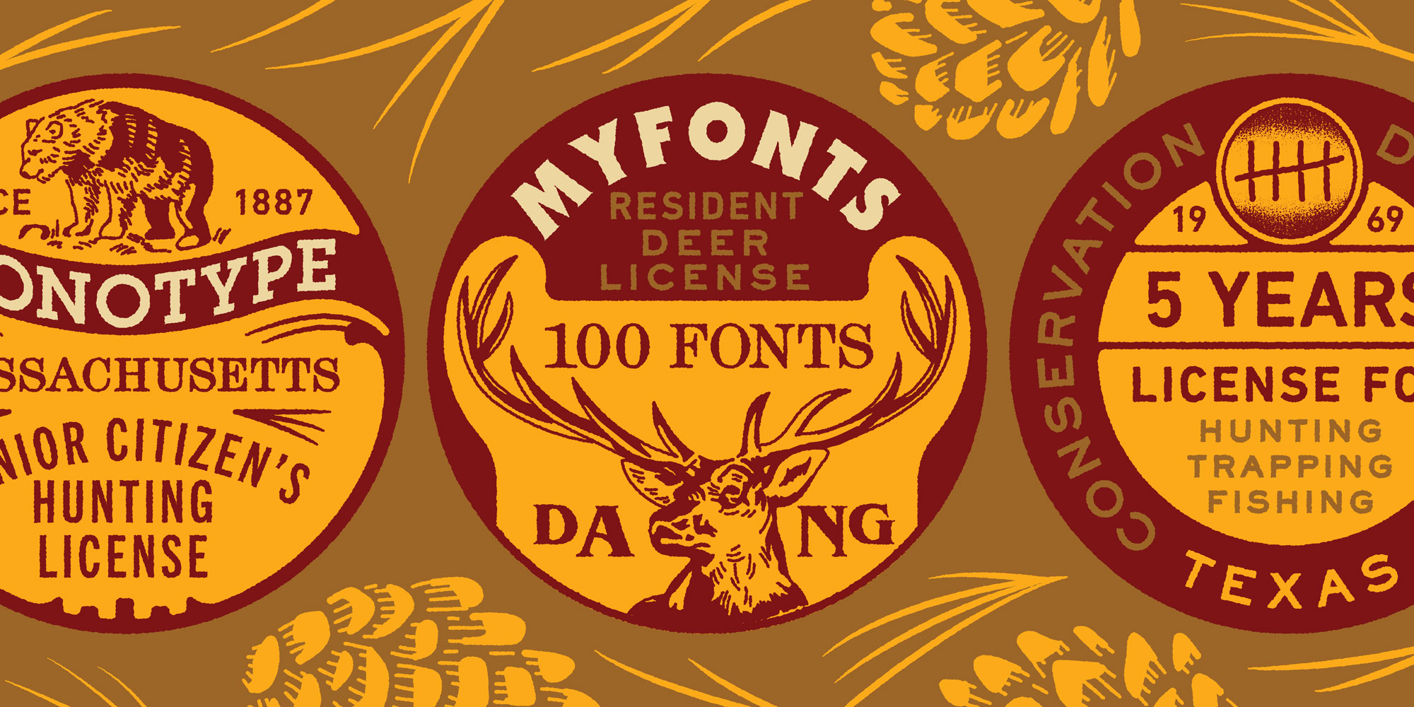 Fontacular Hunting Licenses