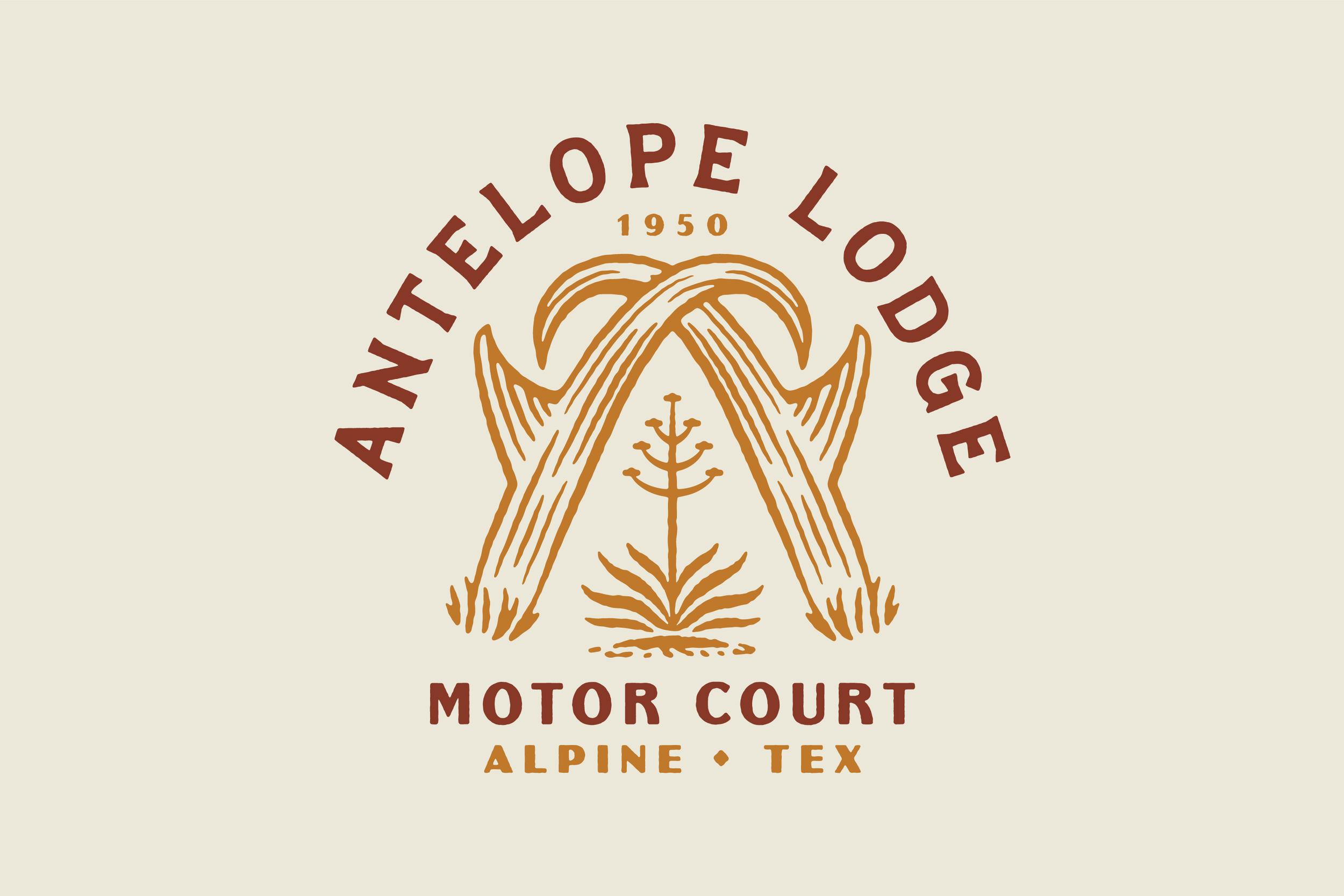 Antelope Lodge Branding