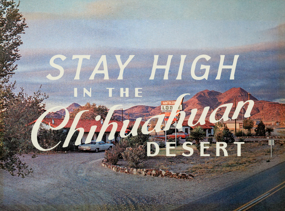 Antelope Lodge Stay High in the Chihuahuan Desert