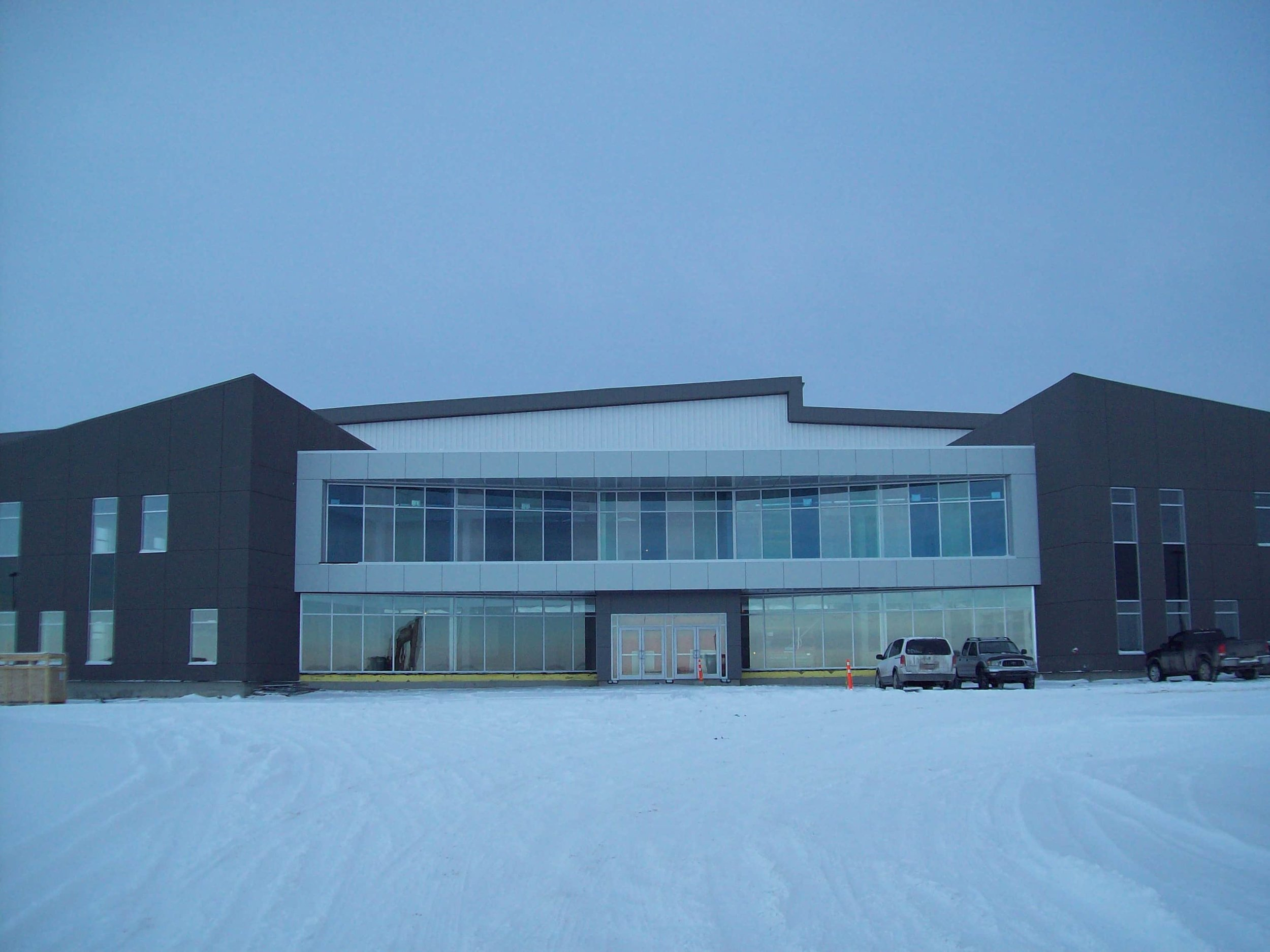 Okotoks Fieldhouse