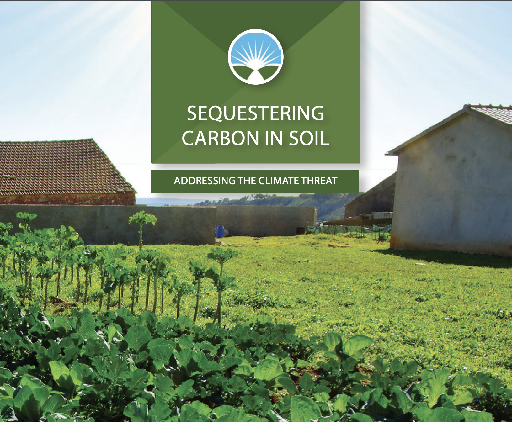 Soil Carbon Summit - Our 2017 global conference, Sequestering Carbon in Soil, brought together farmers, soil scientists, funders, and policy experts to establish the best paths to take soil carbon sequestration to scale globally. See the report for discussions and outcomes.