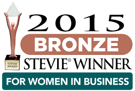 2017: Wins Bronze for Young Female Entrepreneur -