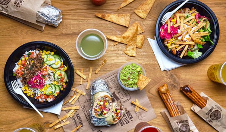 Burrito Madre - Best burrito in the city    burritomadre.com