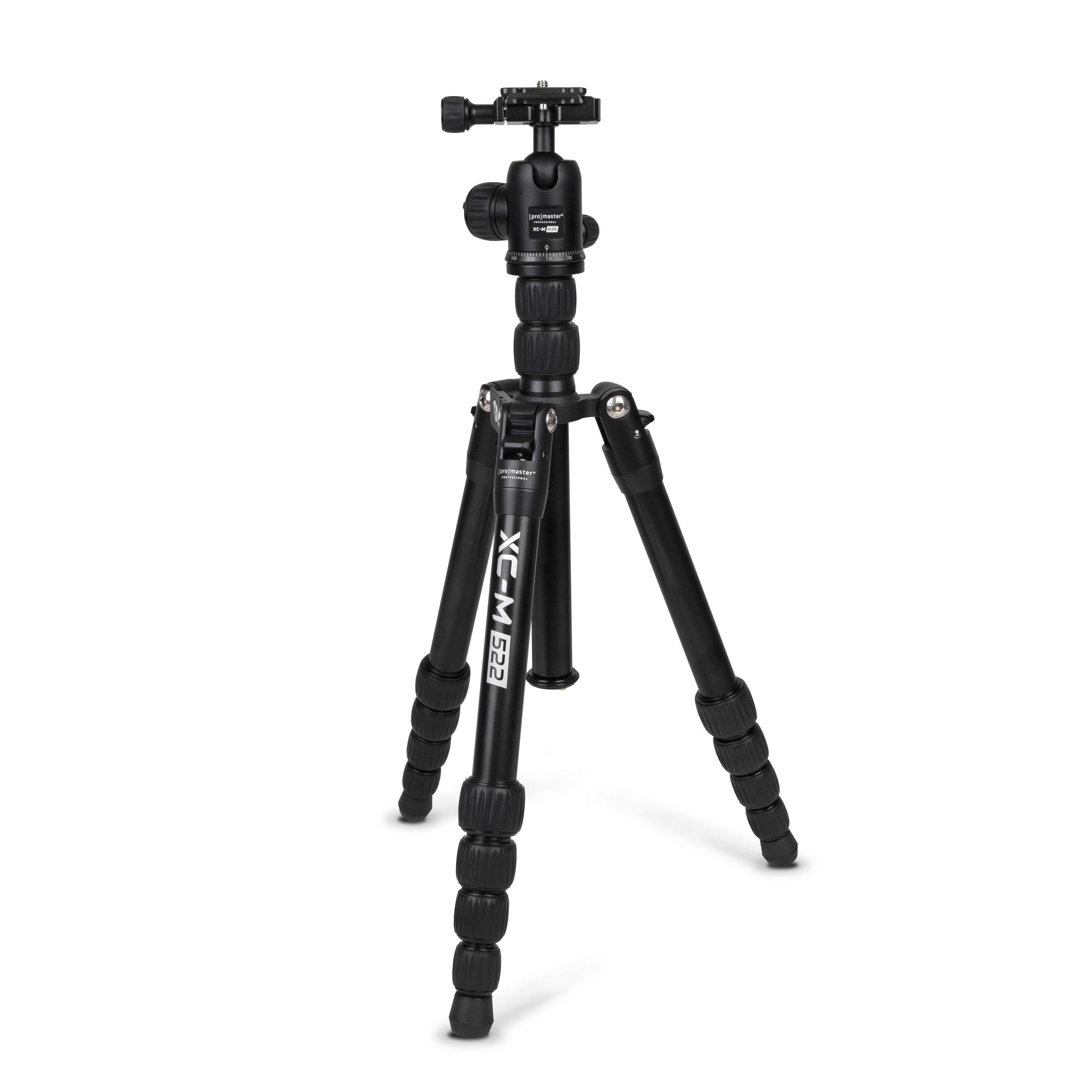 XC-M 522 ALUMINUM - BLACK   $159.95