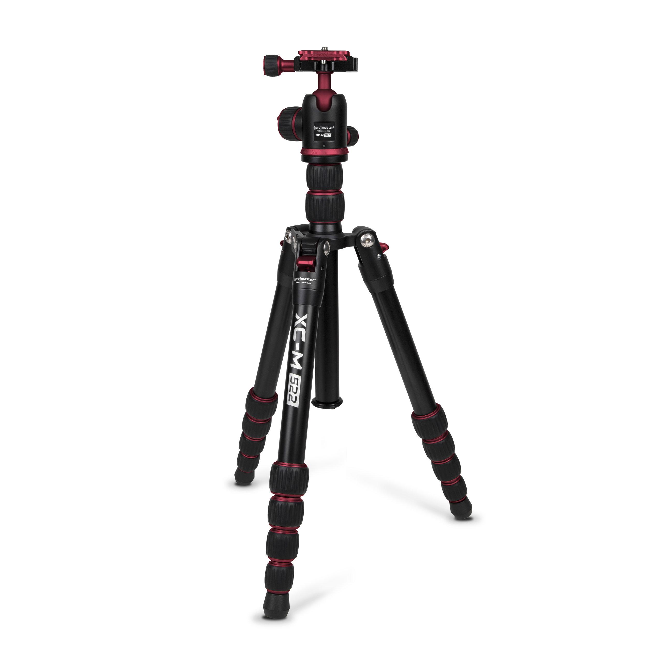 XC-M 522 ALUMINUM - RED   $159.95
