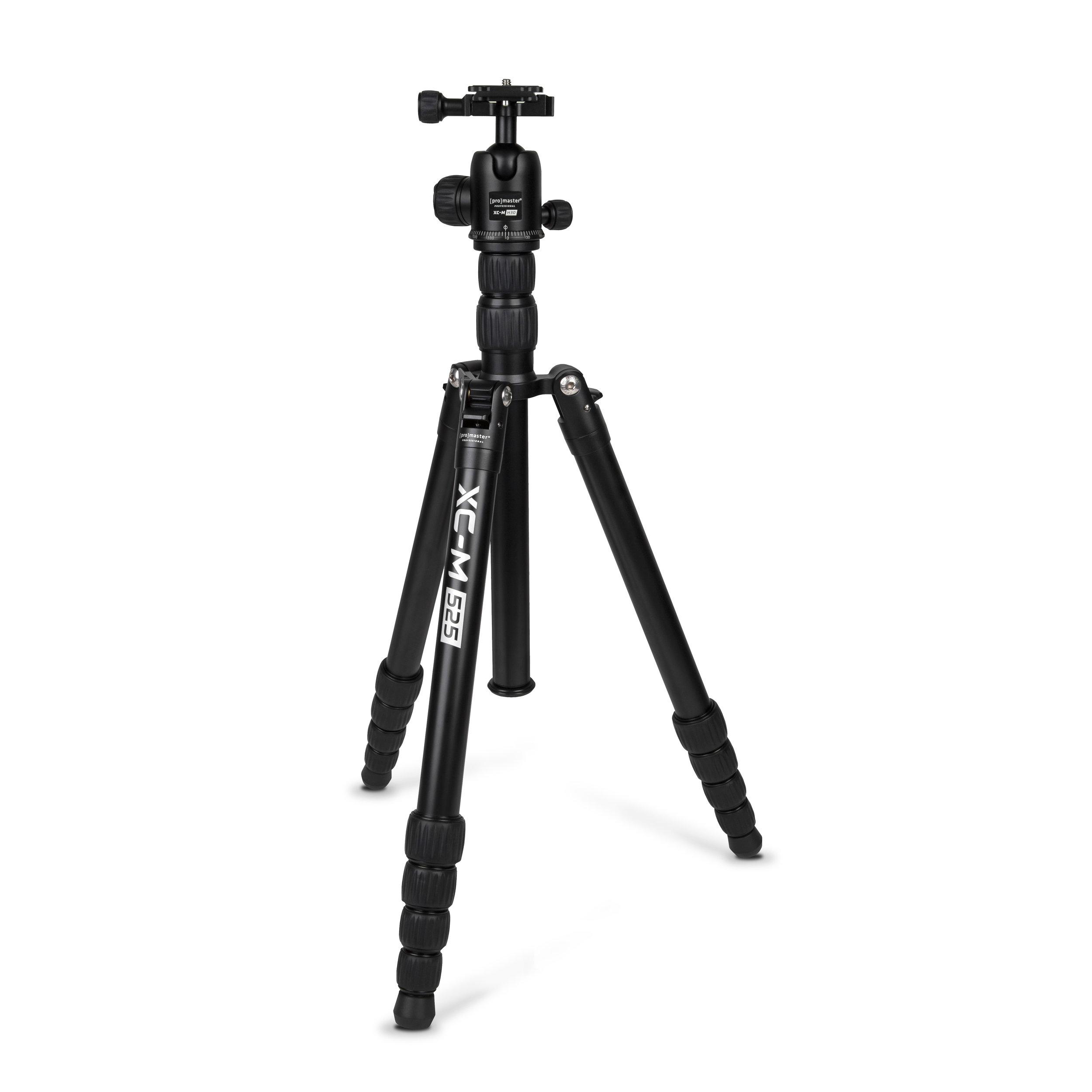 XC-M 525 ALUMINUM - BLACK   $179.95