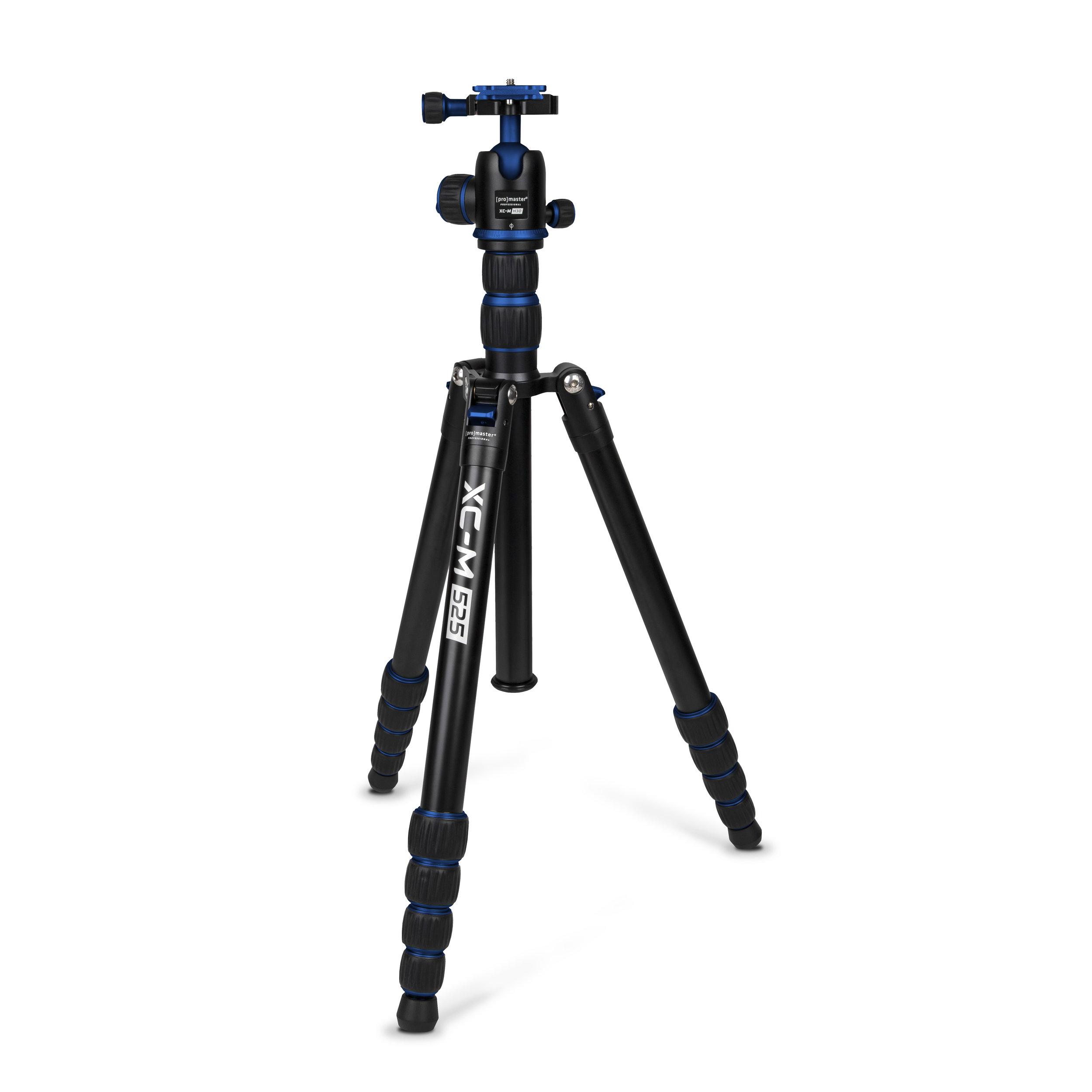 XC-M 525 ALUMINUM - BLUE   $179.95