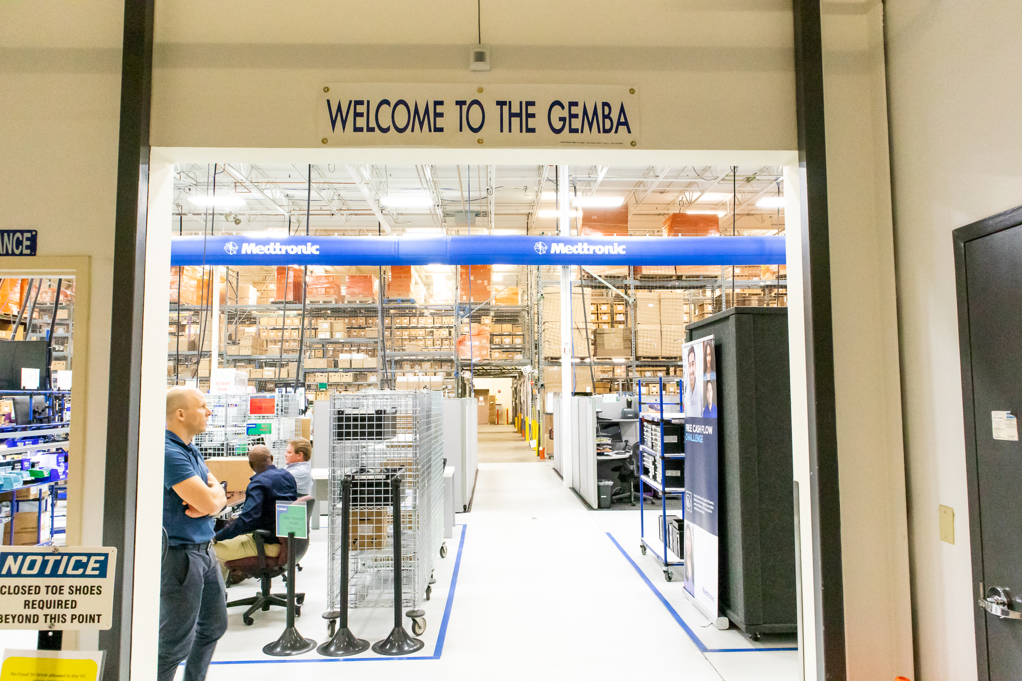 """Gemba = """"Where value is created"""""""