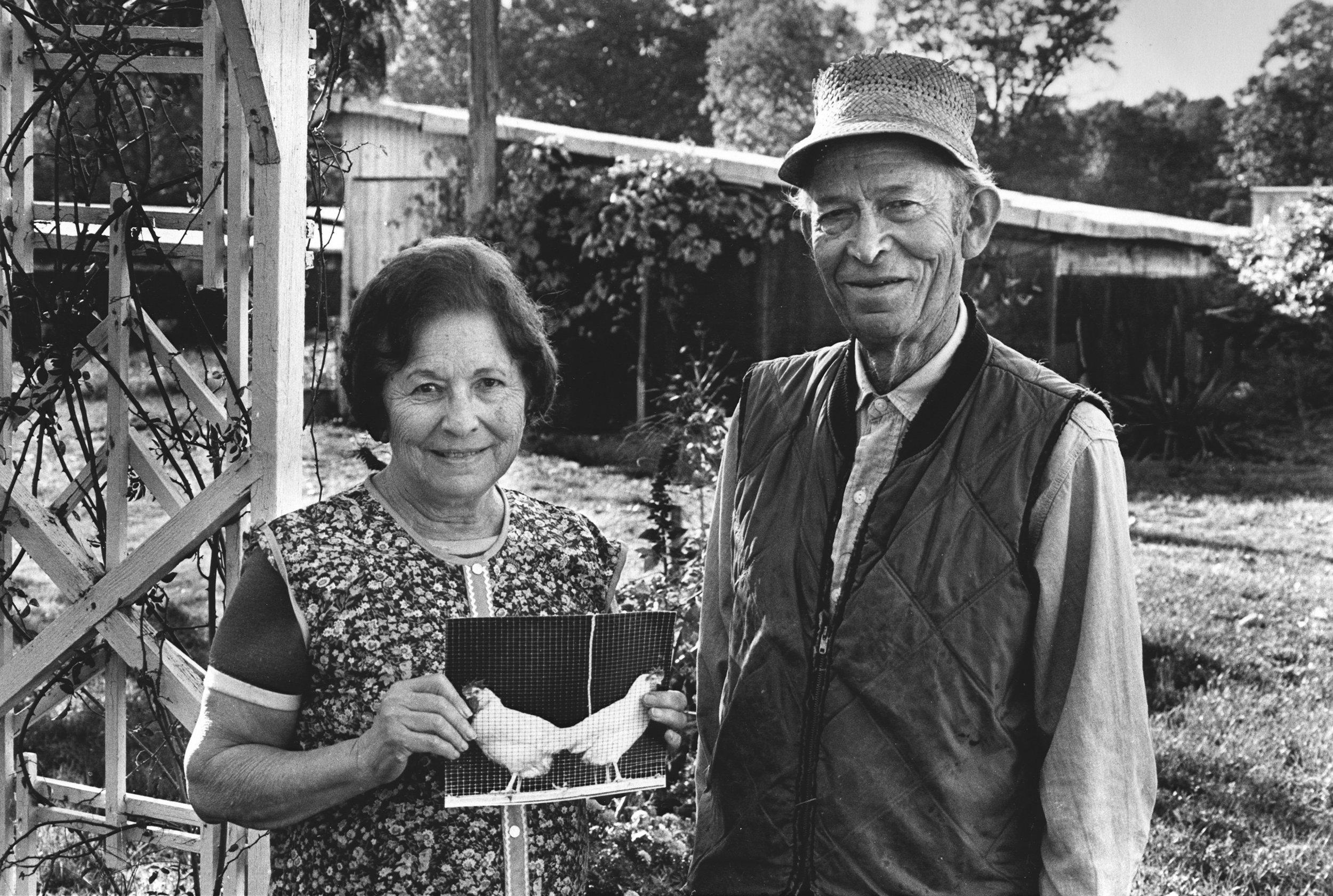 Abe and Martha Crystal
