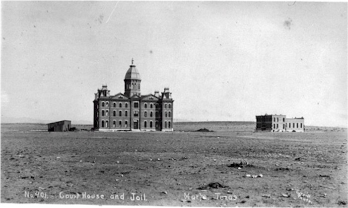 Marfa Courthouse and Jail