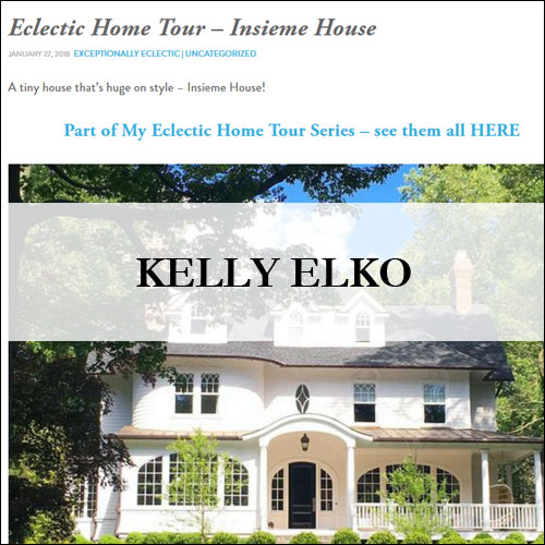 Insiem House - Press - Kelly Elko