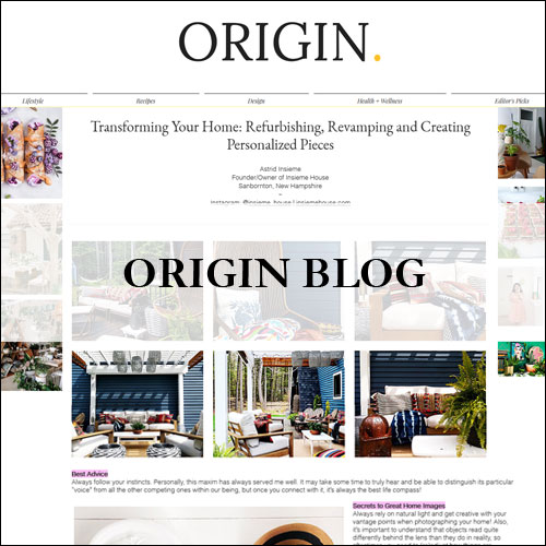 Insiem House - Press - Origin Blog