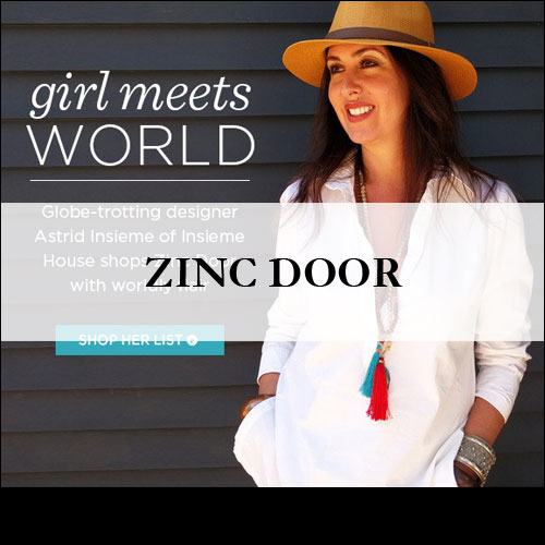 Insiem House - Press - Zinc Door