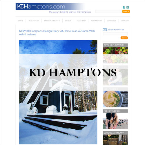 Insiem House - Press - KD Hamptons