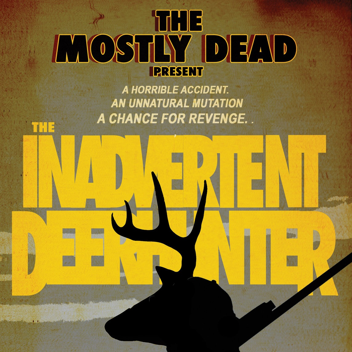 The Mostly Dead - The Inadvertent Deerhunter - Released MARCH 29 2019