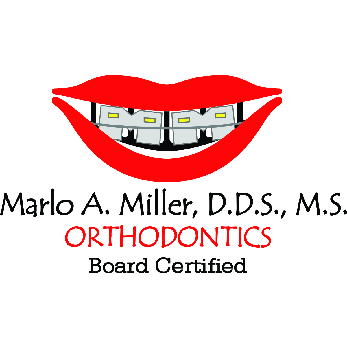 Marlo A. Miller DDS MS Orthodontics