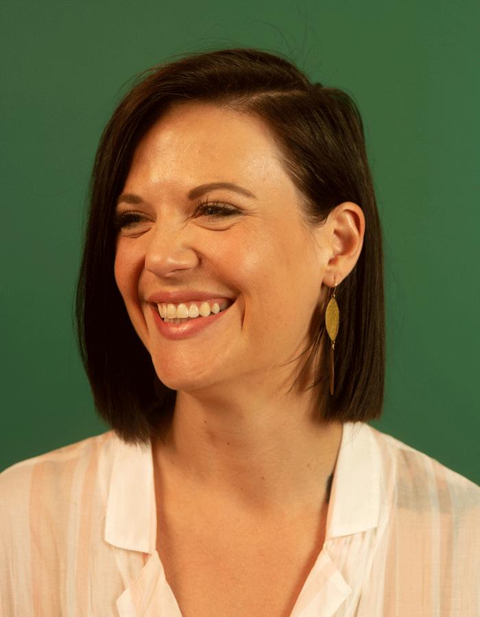 Allie Shinn, Executive Director of Freedom Oklahoma