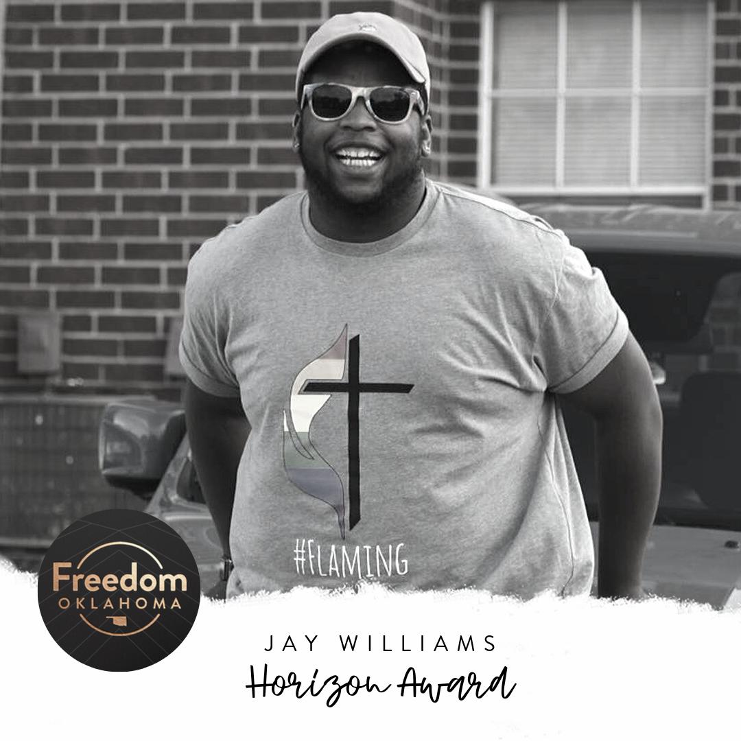 Jay Williams: Horizon Award