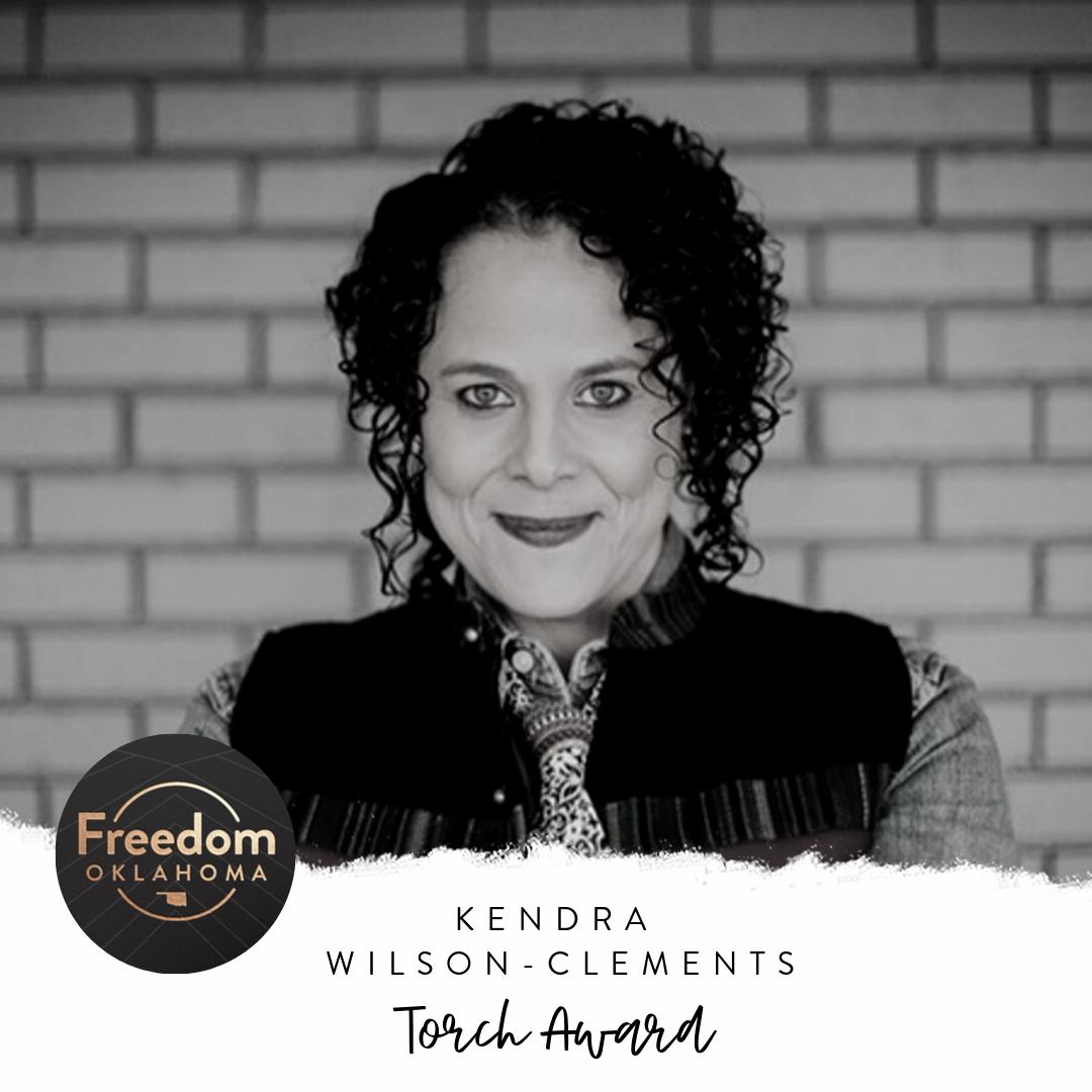 Kendra Wilson-Clements: Torch Award