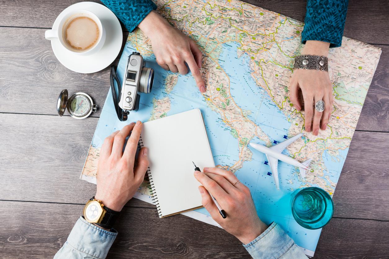 Definitely maps!