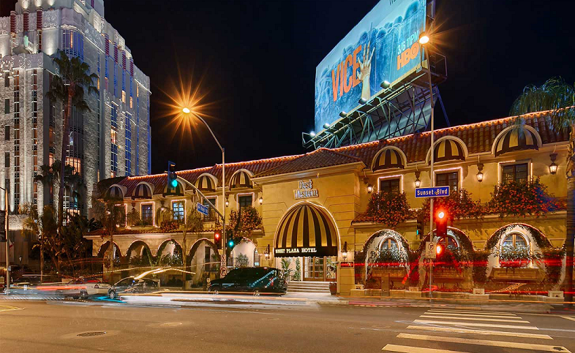 90-Key Hotel Refinance on Sunset Strip, Hollywood, CA - - 10-year fixed / 30-year amortization- Non-Recourse- No Prepay Penalty- Part of 4-hotel portfolio financing+ INVESTOR CLOSINGS+ INVESTOR LOAN PROGRAMS