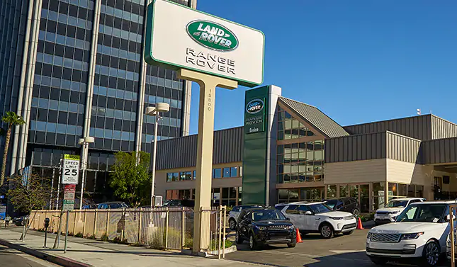 Land Rover Dealership located in Encino, CA - + Investor Loan+ Regional Bank Execution+ 5-yr fixed / 5-yr term / 20-yr amortization+ Allows for double monthly payment w/o penalty