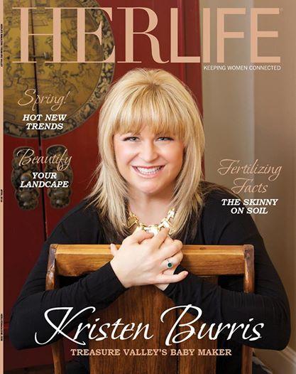 Kristen Burris L.Ac., Four Year Master's Degree