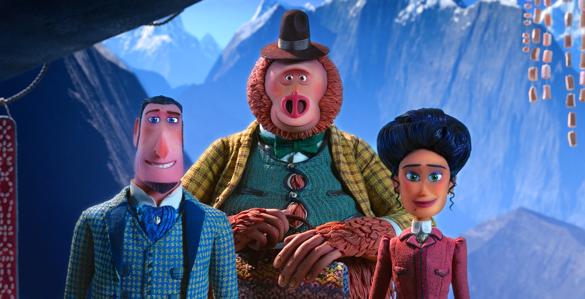 Courtesy of Laika Studios and Annapurna Pictures