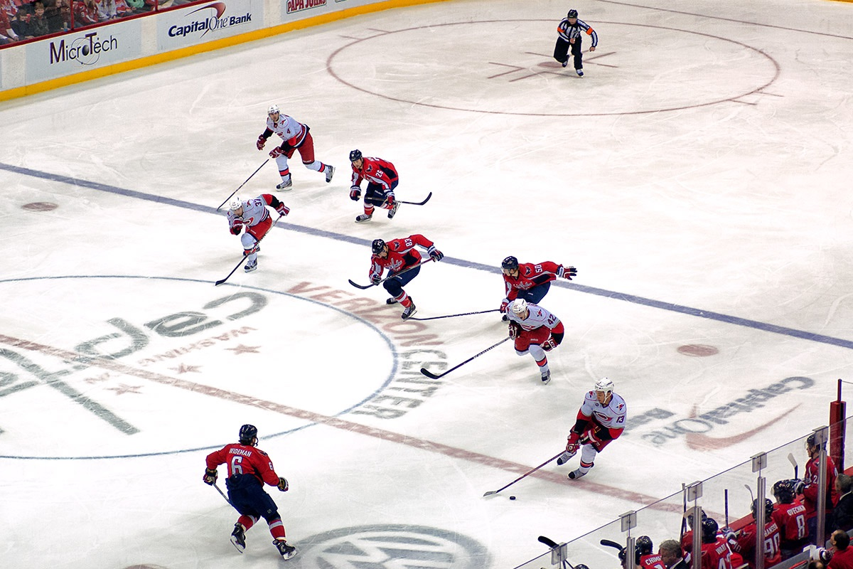 clydeorama | Flickr  As the New York Rangers are moving towards a younger and faster team, they should look to mimic new emerging contenders who thrive on speed and defense, such as the Carolina Hurricanes and New York Islanders.
