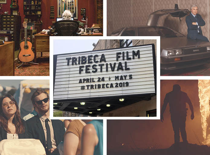 The 18th annual Tribeca Film Festival premiered two weeks worth of films, including  The Quiet One  and  Destination Wedding.   Courtesy of Tribeca Film Festival and Benjamin Wallin