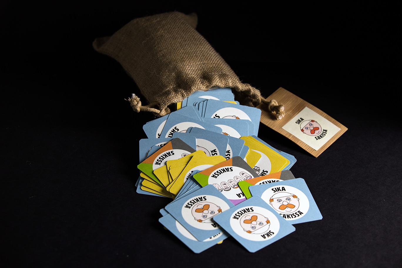 Sika korttipeli