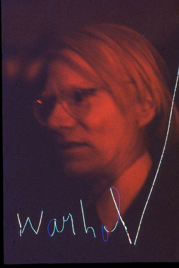WARHOL, OPENING NIGHT STUDIO 54, 1977 DYE - SUBLIMATION PRINT